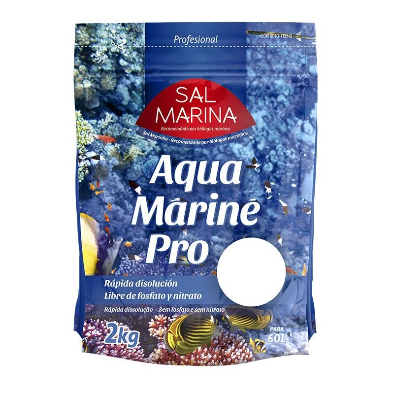 Sal marina para acuarios de medusas