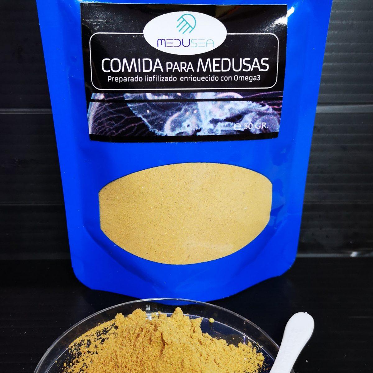 Comida para medusas MEDUSEA